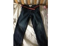 Ben Sherman boys jeans age 4-5 years