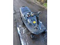 mount field r25m ride on mower