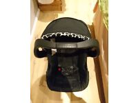 Mothercare Car Seat 0-6 month good condition
