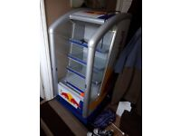Used red bull fridge will swap for mini pick up only