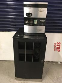 Kenco Singles Coffee Machine And Stand
