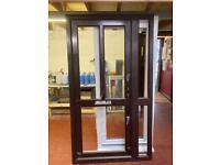 UPVC Door and side window