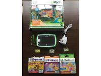 LeapPad 3 Tablet + 3 Games