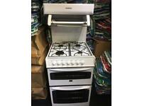 White cooker, oven and Grill