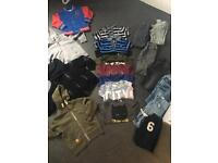 Large bundle of boys clothes age 2-3 years. Next & H&M