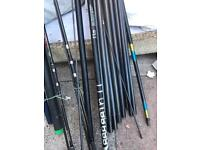 12.5 m fishing match pole perfect condition!! £150