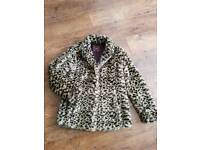 Ladies Faux Fur Jacket from Next