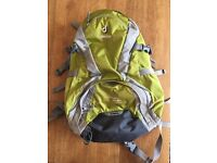 Deuter Futura 22 SL backpack with 'aircomfort' back in excellent condition.