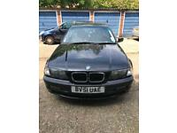 FOR SALE BMW 2001