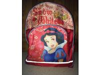 Large size Backpack -Snow White- NEW