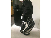 titleist clubs and bags