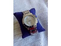 Ladies Pandora Watch In All Silver Brand New And Boxed Can Post. . . . . . .