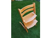 Stokke Tripp Trapp Chair with accessories (RRP - £330)