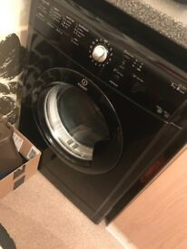 INDESIT Black Tumble Dryer