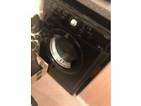 INDESIT Black Tumble Dryer
