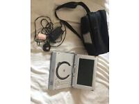 Goodmans DVD player with bag