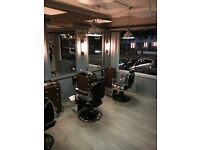 Qualified and experienced barber wanted