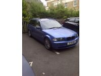 Bmw 330d se estate individual manual very good condition