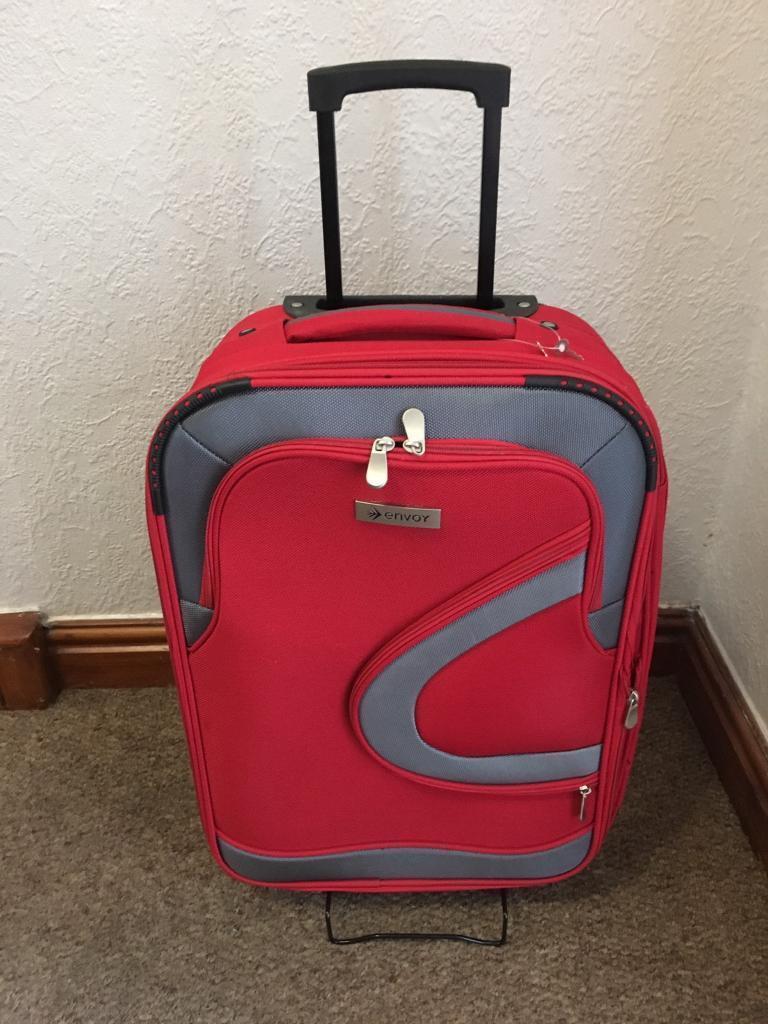 Small Red Suitcase | in Nuneaton, Warwickshire | Gumtree