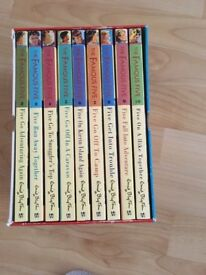 Set of famous five book set