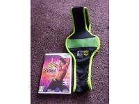 Zumba Fitness (Boxed with Belt) (Nintendo Wii, 2010)