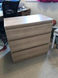Ikea chest of drawers - £15 ONO