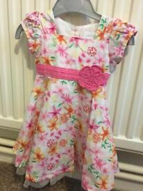 Baby girl dress size 3-6 month