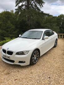BMW 320i M sport Convertible HIGHLINE