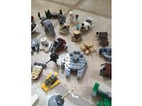 Star Wars Lego Calendar Figures