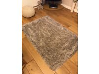 NEXT COLLECTION LUXE GLIMMER RUG 120CM X 170CM