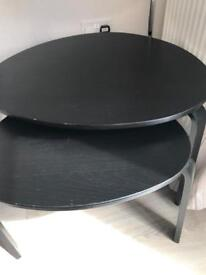 PRICE REDUCED - NEED GONE!! Nest of 2 tables from IKEA