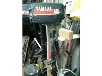 2hp yamaha outboard for spares repair