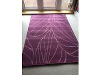IKEA Purple Rug