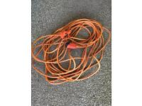 Flymo lawnmower cable