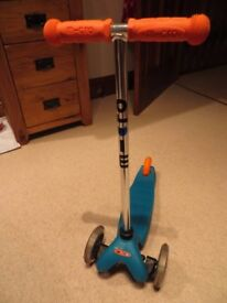 Mini Micro Scooter - VGC - Barely Used