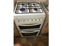 Gas cooker indesit