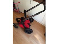 Joolz travel system in good condition
