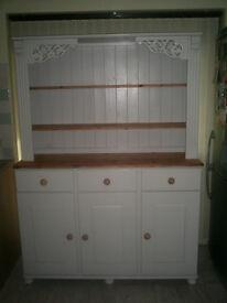 Traditional Solid Pine Kitchen Dresser