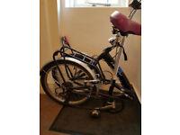 Folding bike to sell.