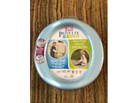 Potette Plus 2 in 1 travel potty/trainer seat