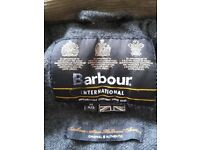 Barbour jacket aged 8 to 9 years
