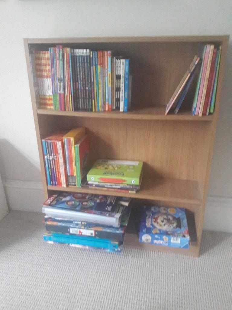 Child's first bookcase