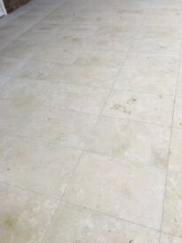 'Caliza Alba' - Spanish White Limestone For Sale, stone suitable for inside and outside
