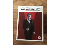 The Mentalist Box Set Series 1 - 7