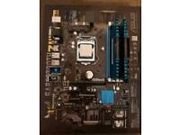 Cheap motherboard bundle