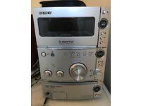 Sony Micro Hi-Fi Sysem CMT-CPZ1