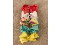 Large JoJo Bows (Original) - Set of 5