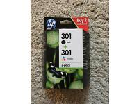 HP Twin pack ink cartridges