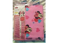 Brand new Minnie Mouse curtains