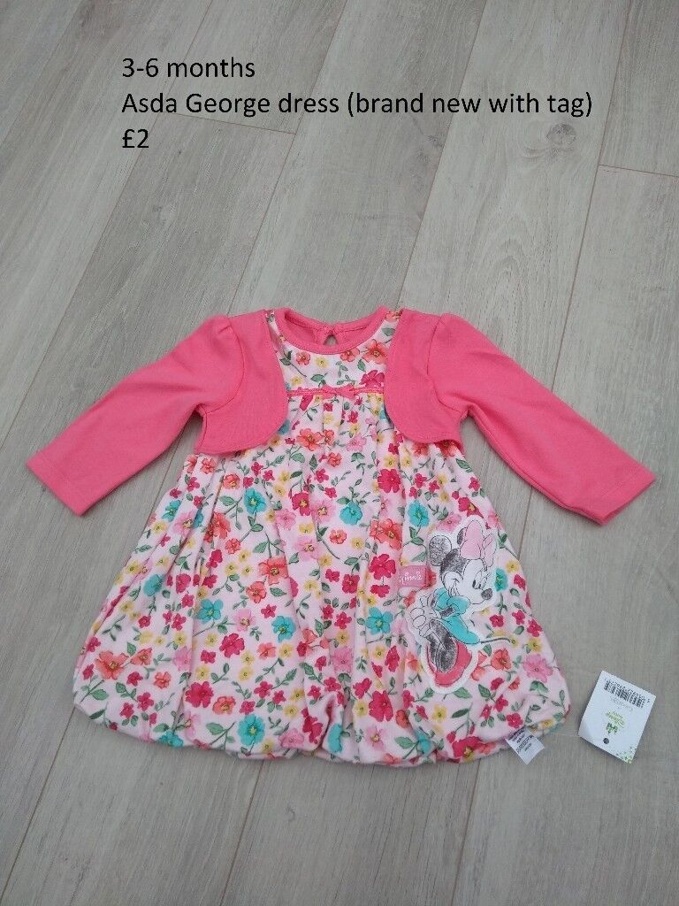 9ce822f10748 Baby girl clothes 3-6 months - brand new or like new condition